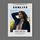 Free Download Magazine Template Nulled