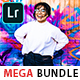 Free Download Mega Bundle Blogger Lightroom Presets Nulled