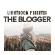The Blogger Lightroom Presets - GraphicRiver Item for Sale