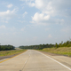 Moving Along the Highway Crossing the Arkansas State Line - PhotoDune Item for Sale