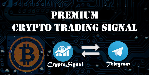 myTrade - Telegram Supported Premium Cryptocurrency Trading Signal Sending Platform            Nulled