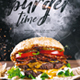 Burger Time - GraphicRiver Item for Sale