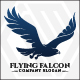 Flying Falcon Logo - GraphicRiver Item for Sale