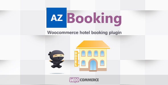 AZBooking - Woocommerce Hotel Booking            Nulled