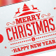 Free Download Merry Christmas - Facebook Cover Nulled