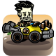 Bearded Man - Racing Game Character Sprites - GraphicRiver Item for Sale