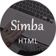 Free Download Simba - One Page Parallax Nulled