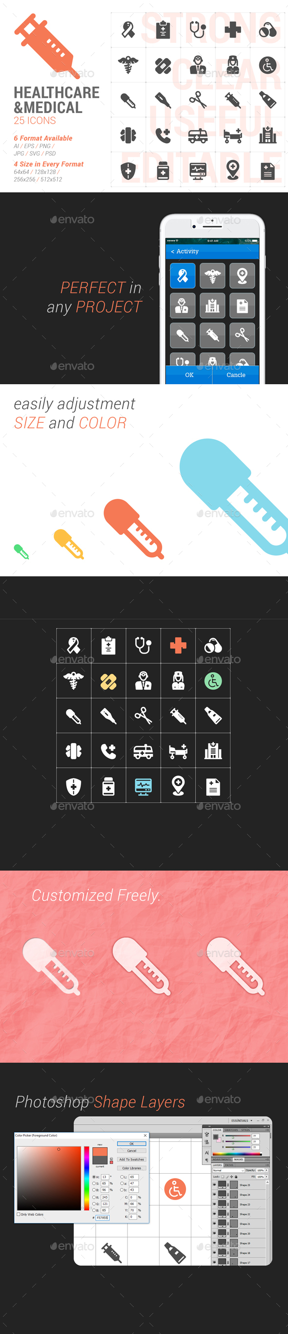 Healthcare & Medical Filled Icon - Icons