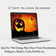 12 Happy Halloween Background - GraphicRiver Item for Sale