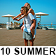 10 Summer photoshop Action - GraphicRiver Item for Sale