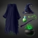 Vector Witch Costume