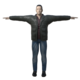 Male 3D Character