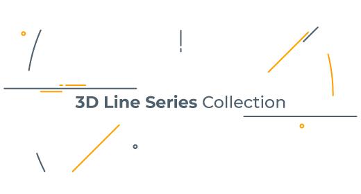 3D Line Series