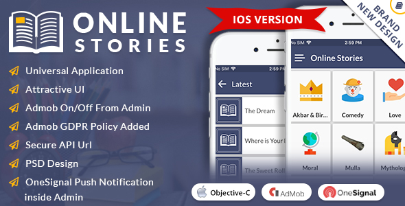iOS Online Stories            Nulled