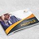 A5 Company Brochure