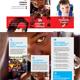 Charity Tri Folder   Brochure Bundle