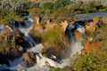 Epupa waterfalls in on the border of Angola and Namibia - PhotoDune Item for Sale