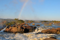 Sunrise at the Ruacana waterfall, Namibia - PhotoDune Item for Sale