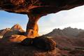 Sunrise at the Bridge, Spitzkoppe, Namibiappe, Namibia - PhotoDune Item for Sale