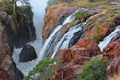 Sunset at the Epupa waterfall, Namibia - PhotoDune Item for Sale