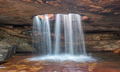 Tributary of the Gifberg River falls through a hole at the Gifberg Resort - PhotoDune Item for Sale