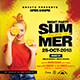 Summer Ending Flyer Template - GraphicRiver Item for Sale