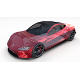 Tesla Roadster 2020 with interior and chassis - 3DOcean Item for Sale