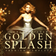 Golden Splash - VideoHive Item for Sale