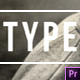 Big Type Lower Thirds - Premiere Pro - VideoHive Item for Sale