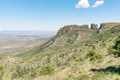 Dolerite columns with the Valley of Desolation - PhotoDune Item for Sale