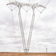 High voltage power lines between Jacobsdal and Koffiefontein - PhotoDune Item for Sale