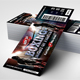Boxing Muay Thai Ticket - GraphicRiver Item for Sale
