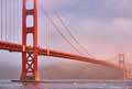 Golden Gate Bridge at morning, San Francisco, California - PhotoDune Item for Sale