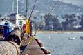 Santa Barbara Stearns Wharf - PhotoDune Item for Sale