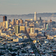 San Francisco skyline, California - PhotoDune Item for Sale