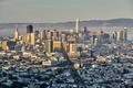 San Francisco skyline, California - PhotoDune Item for Sale