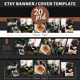 ETSY Banner Template - GraphicRiver Item for Sale
