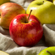 Raw Organic Assorted Apples - PhotoDune Item for Sale