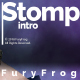 Modern Stomp Intro - VideoHive Item for Sale