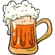 Free Download Mug of Beer Nulled