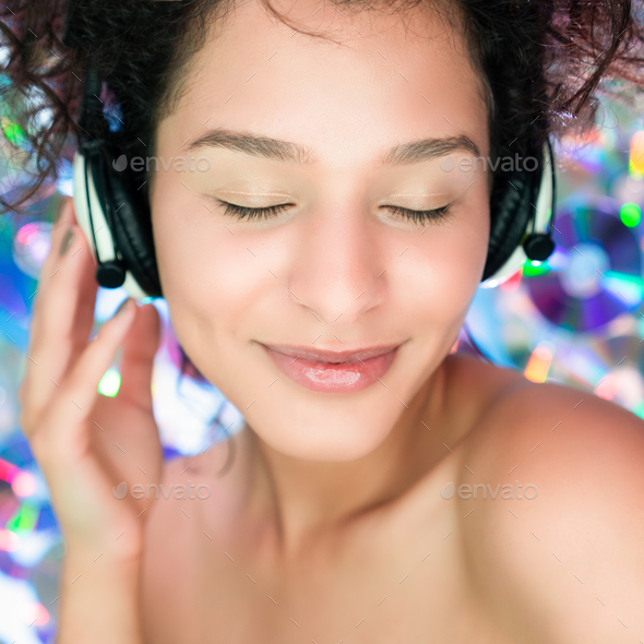 Music is my soul - Stock Photo - Images