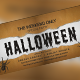 Free Download Halloween Facebook Cover Nulled