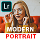 Modern Portait Presets Lightroom - GraphicRiver Item for Sale