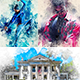 Master Art 4 in 1 Photoshop Action Bundle