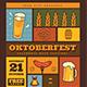 Oktoberfest Event Flyer