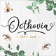 Octhovia Font Duo and Extras - GraphicRiver Item for Sale