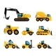 Construct Machines - GraphicRiver Item for Sale