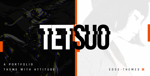 Tetsuo - Portfolio and Creative Industry Theme - Portfolio Creative