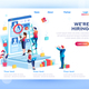 Social Presentation for Hiring - GraphicRiver Item for Sale