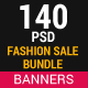 Fashion Sale Banner Bundle - GraphicRiver Item for Sale